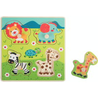 Puzzle Safari  Small Foot