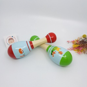 Maracas petit renard Small Foot