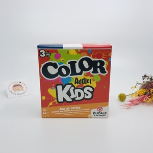 Color addict kidz France cartes